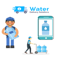 Online Water Delivery Software